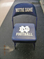Authentic Notre Dame Football Locker Room Chairs