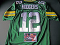 Aaron Rogers Autographed GB Packers Jersey