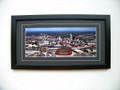"Indy 14 x 34 Aerial Panoramic ""Home of SB 2012"""