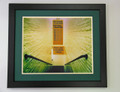 "Notre Dame ""Play Like A Champion Today"" Framed 8 x 10"