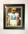 Aaron Rodger Framed Green Bay 16 x 20 Photo