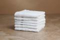 White Economy Wash Cloth
