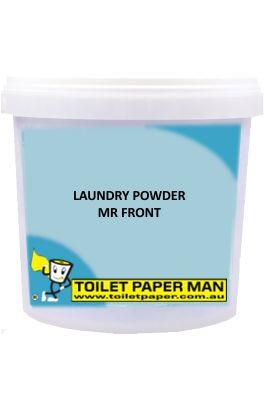 Toilet Paper Man - Laundry Powder - Mr. Front - 12.5 kg Bucket
