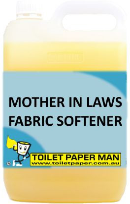 Toilet Paper Man - Mother In Laws Fabric Softener - 5 Litre