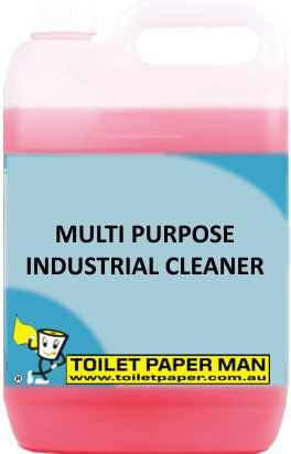 Toilet Paper Man - Multi Purpose Industrial Cleaner - 5 Litre