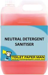 Toilet Paper Man - Neutral Detergent - Sanitiser - 5 Litre
