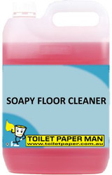 Toilet Paper Man - Soapy Floor Cleaner - 5 Litre