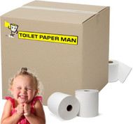 Superior Scented Toilet Paper - 2ply 400 Sheets per Roll - 96 Rolls