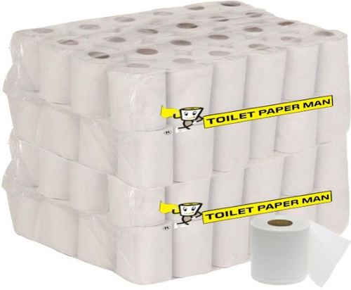 The Big One - 2ply 500 Sheets - 96 Rolls