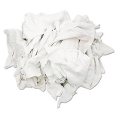 White Lint Free Sheet Rags - 15 Kg