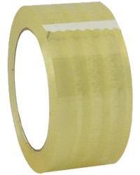 Packing Tape - Standard - 48 mm x 75 m - 47 Um - Clear - 36/Carton