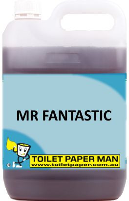 Toilet Paper Man - Mr. Fantastic - 20 Litre