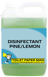 Disinfectant Pine and Lemon - 5 Litre