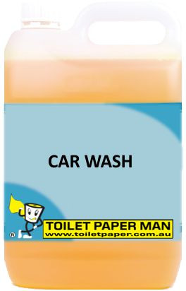 Toilet Paper Man - Car Wash - 5 Litre