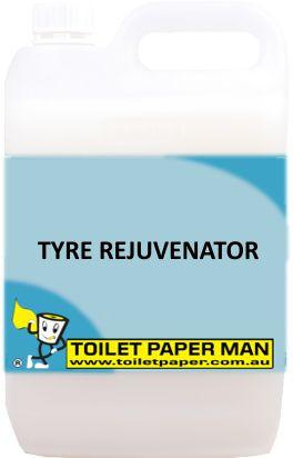 Toilet Paper Man - Tyre Rejuvenator - 5 Litre
