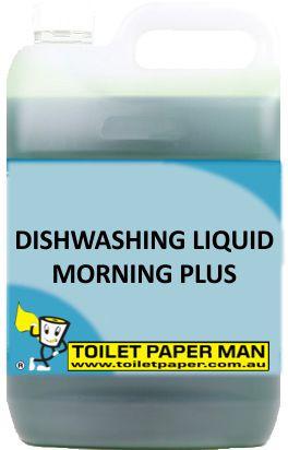 Toilet Paper Man - Dishwashing Liquid - Morning Plus - 20 Litre