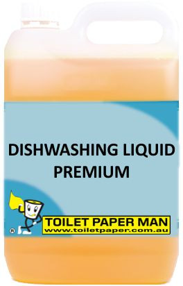 Toilet Paper Man - Dishwashing Liquid - Premium - 5 Litre