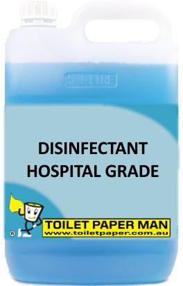Toilet Paper Man - Disinfectant - Hospital Grade - 20 Litre