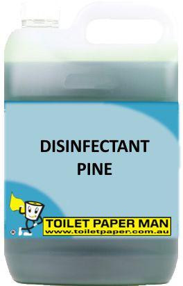 Toilet Paper Man - Disinfectant Pine - 5 Litre