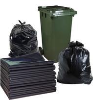 Garbage Bags - 120 Litre Bag - 950mm x 1100mm - 200 Bags