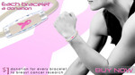 Buy an IonLoop Pink Ribbon Bracelet on Breast Cancer Awareness Month