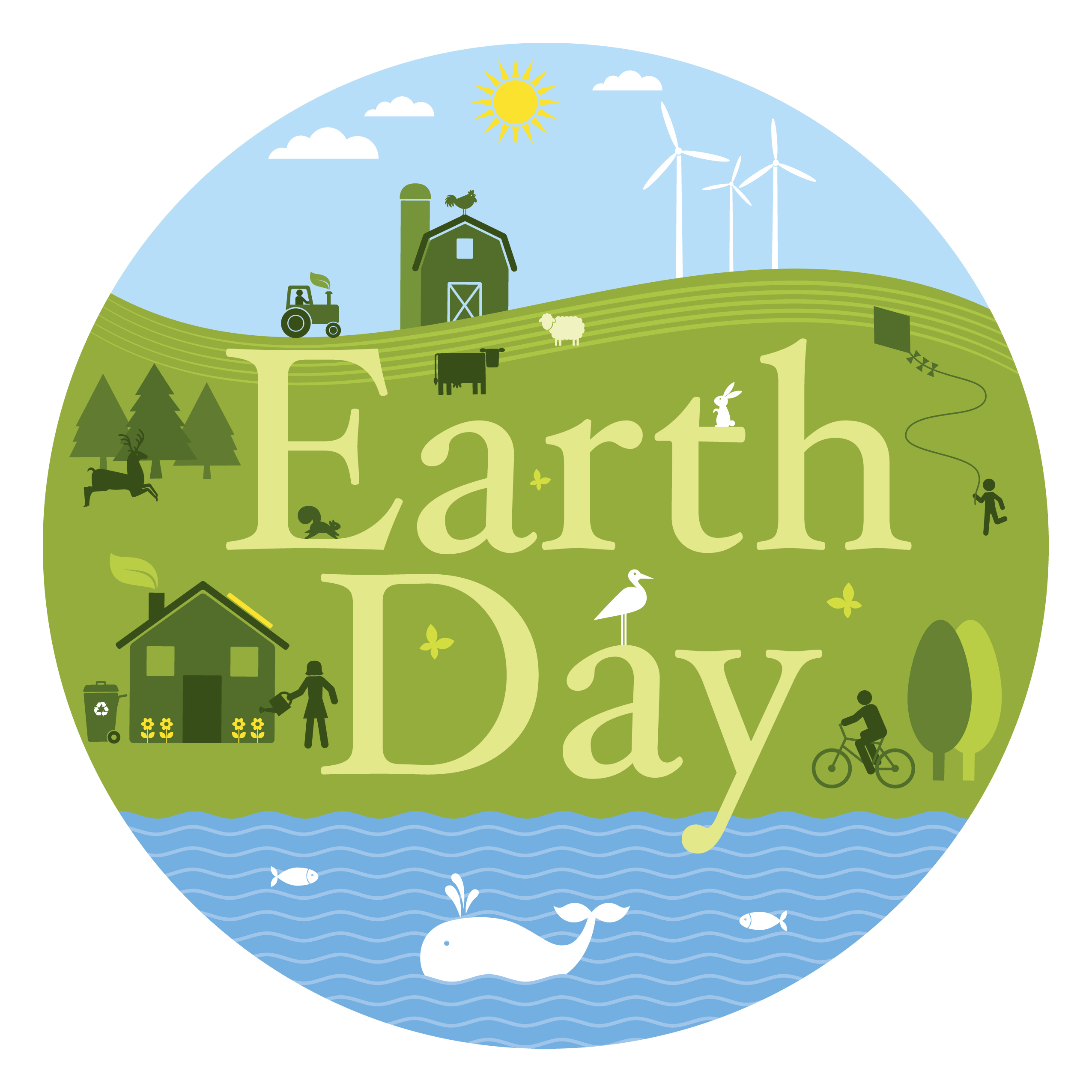 Celebrate Earth Day -- Every Day!