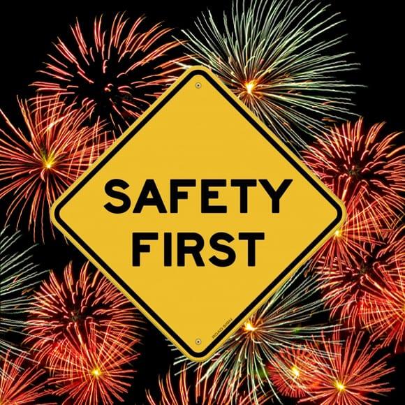 Stay Safe During Firework Season!