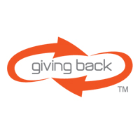 "Support Charity with an IonLoop ""Giving Back"" Original Magnetic Bracelet"