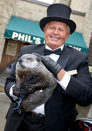 Guard Yourself Against the Groundhog's Grim Prediction