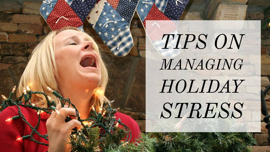 Tips to Avoid Holiday Stress
