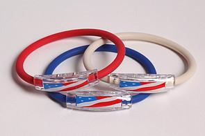 IonLoop Announces 4th of July Flag Bracelet Promotion