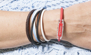 Stacking IonLoop Bracelets for Women