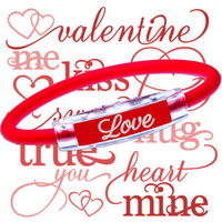 Celebrate Valentine's Day with an IonLoop Sport Bracelets