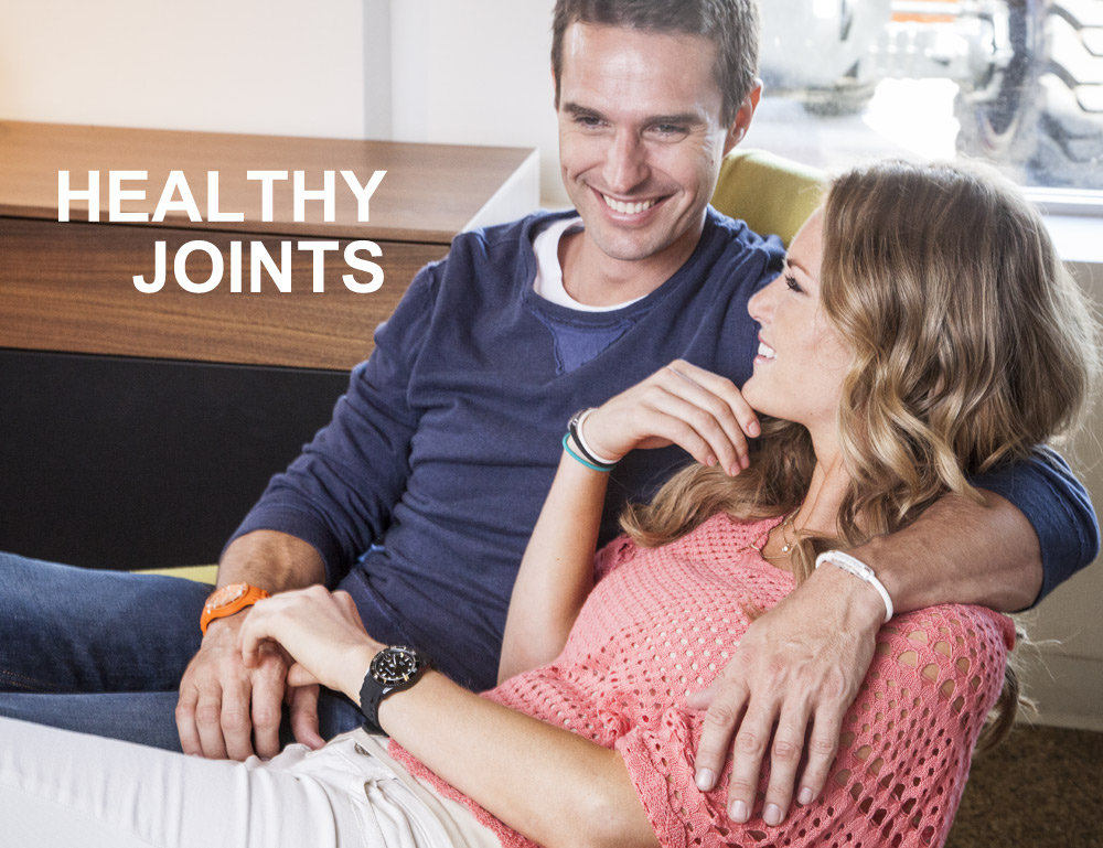 Negative Ions + Magnet Bracelets for Healthy Joints