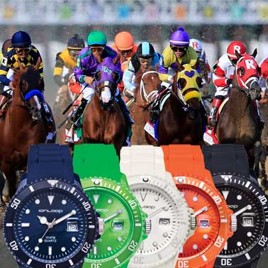 Tracking Time at the Kentucky Derby with the Perfect Timepiece