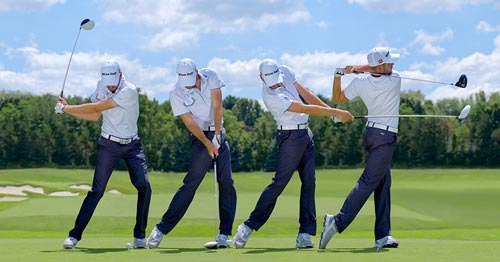A Good Golf Swing Hinges on Your Lower Body