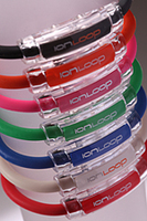 New Colors of the IonLoop Negative Ion + Magnets Sport Bracelets