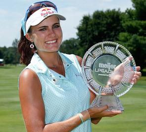 Lexi Thompson 2015 Meijer LPGA Classic Champion