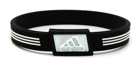 Limited Edition adidas SPORT - Black Negative Ion Wristband