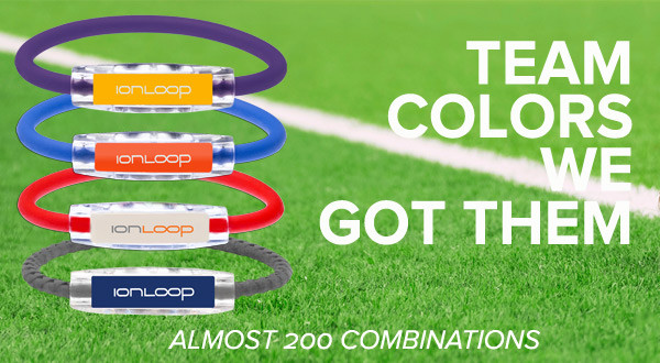 SELECT A BAND COLOR + A FACE COLOR = YOUR TEAM COLORS!