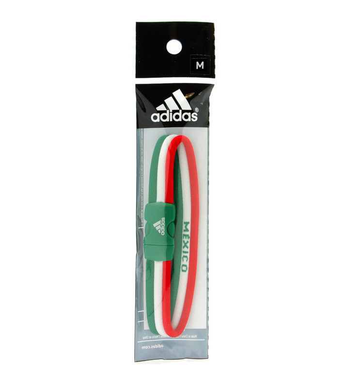 adidas World Cup Mexico Ionic Bracelet (package)