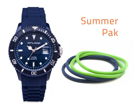 Summer Pak-Choose your IonThin size.
