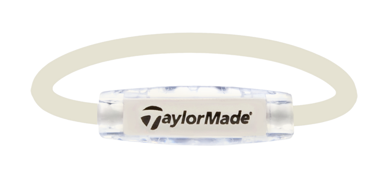 Taylor Made Pearl White Bracelet (front view)