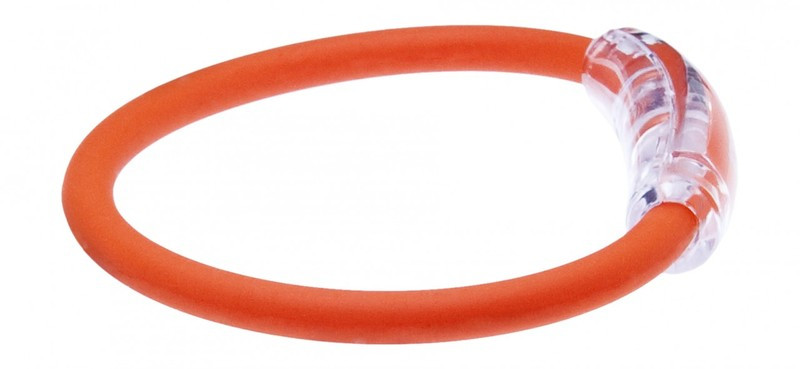 adidas Orange Crush Bracelet (side view)