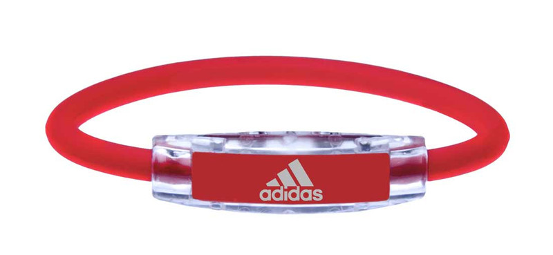 adidas Claret Red  Bracelet (front view)