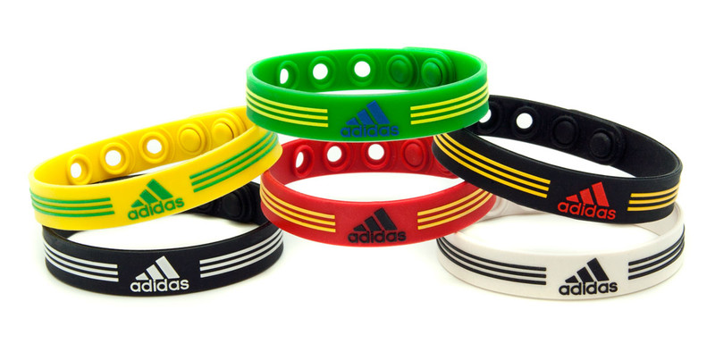 adidas Adjustable Bracelets