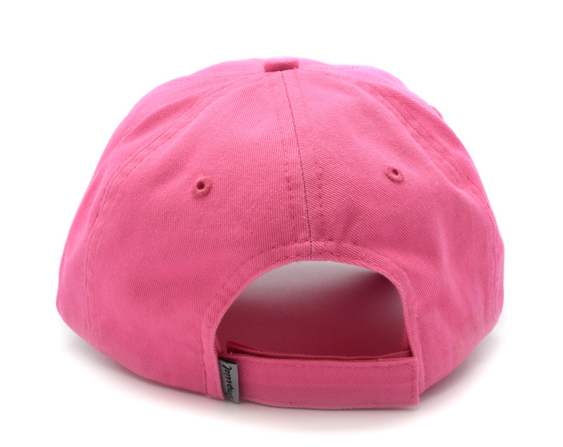 IonLoop Logo Pink Small Fit Hat (back)