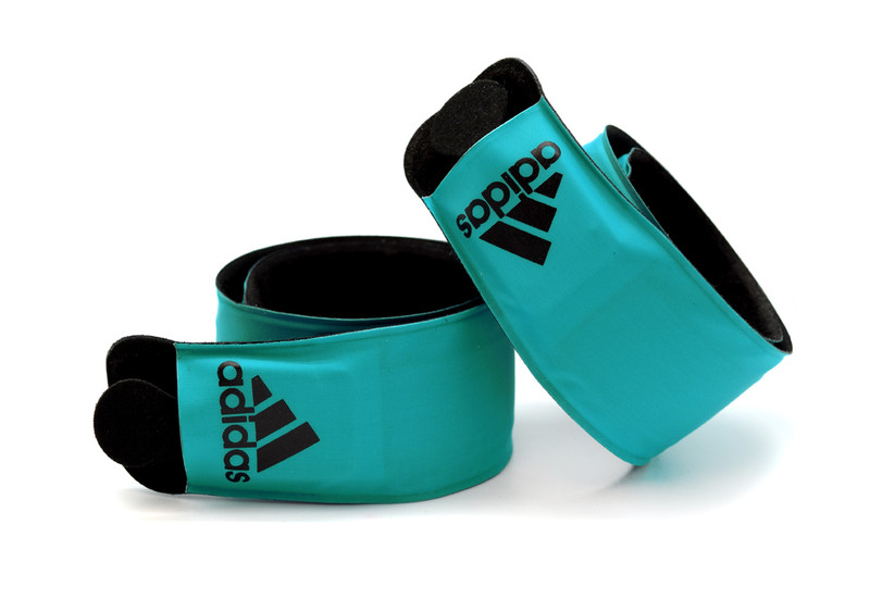 adidas LED Slap Band - Turquoise Set