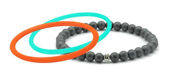 mag/fusion +Plus Turquoise Sea + Orange Crush Great stacking pak!
