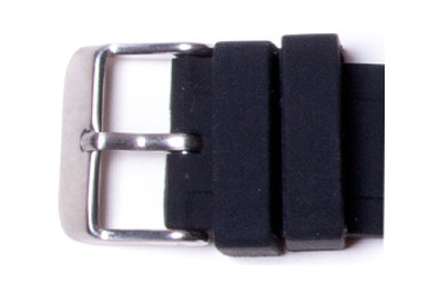 2 Black Watch Loops Buckle not included.